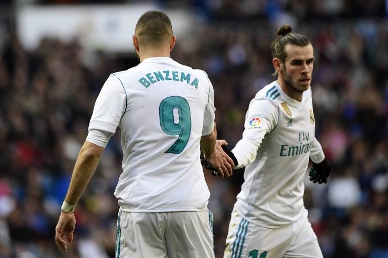 Bale y Benzema