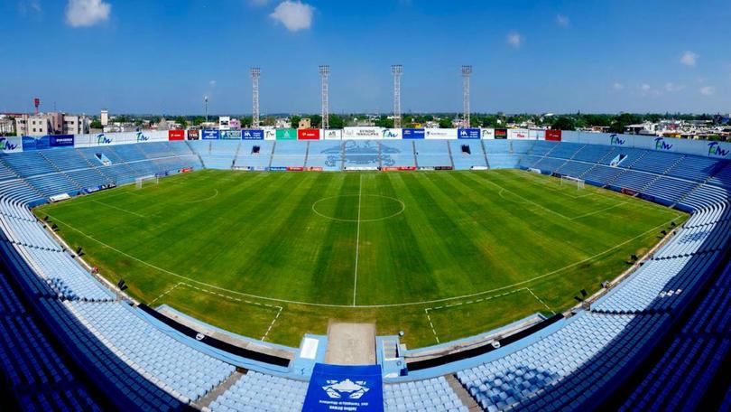 Estadio Tamaulipas de la Jaiba Brava TM