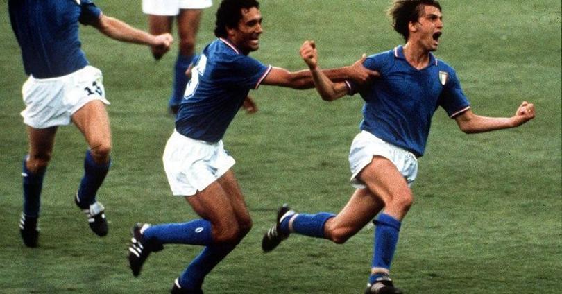 La mejor celebración en Copas del Mundo.