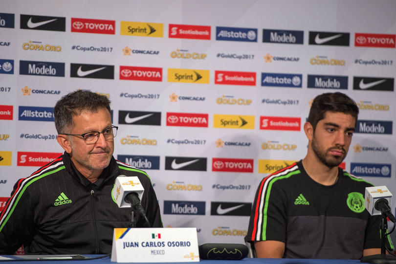 Rodolfo Pizarro y Juan Carlos Osorio