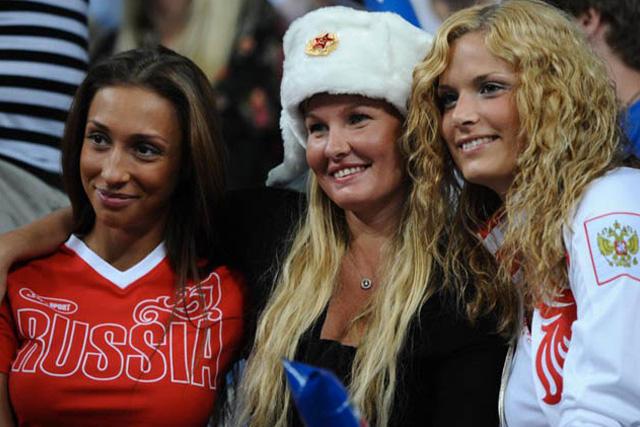 Aficionadas rusas