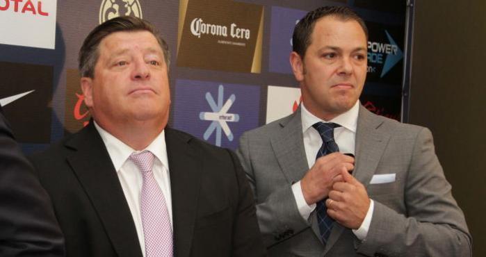 Piojo Herrera y Santiago Baños