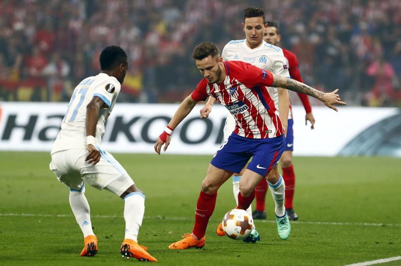 Marsella contra Atlético de Madrid