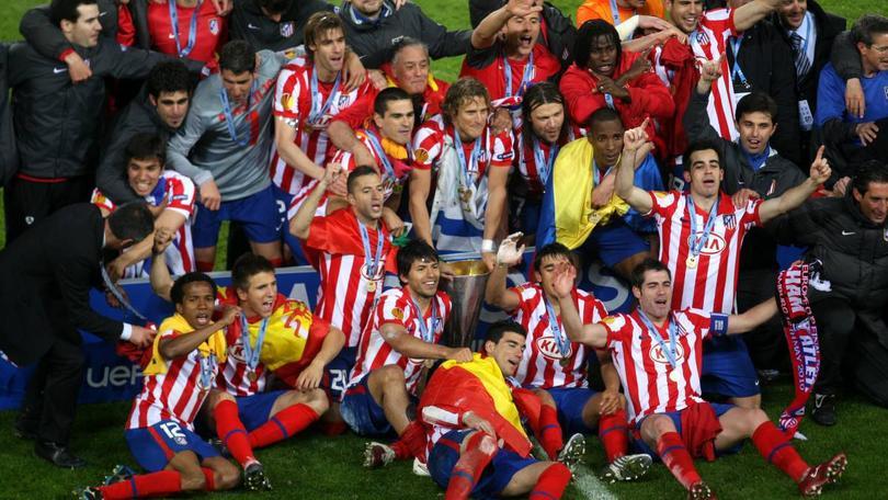 Atletico campeon del 2010
