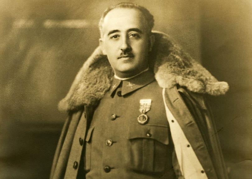 Generalisimo Franco