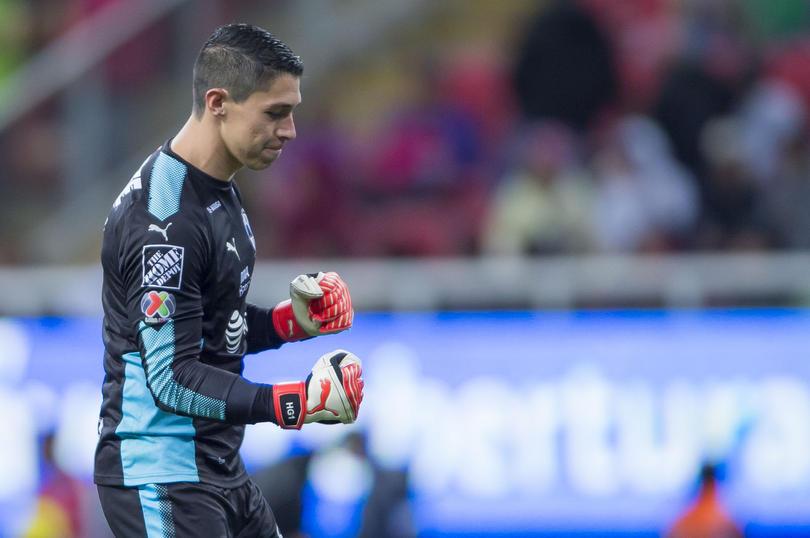 Hugo González jugará en Necaxa