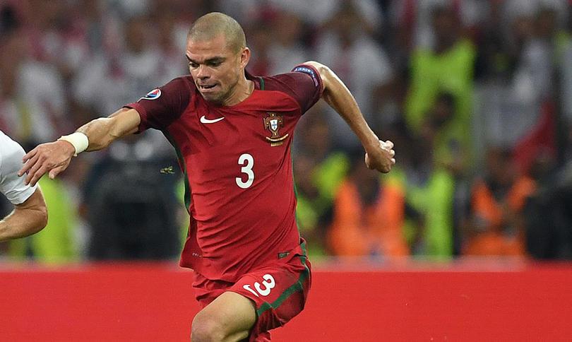 Pepe en Portugal