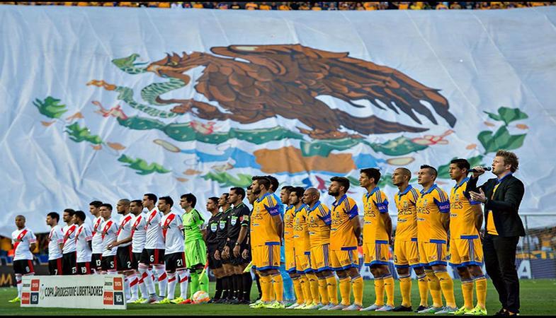 Tigres en la final de Libertadores