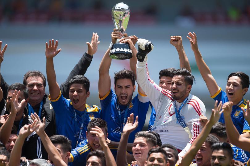 Tigres sub-20 campeón