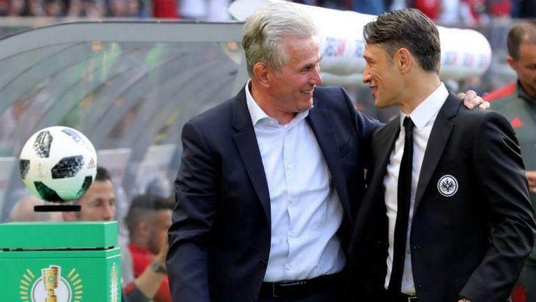 Kovac y Heynckes