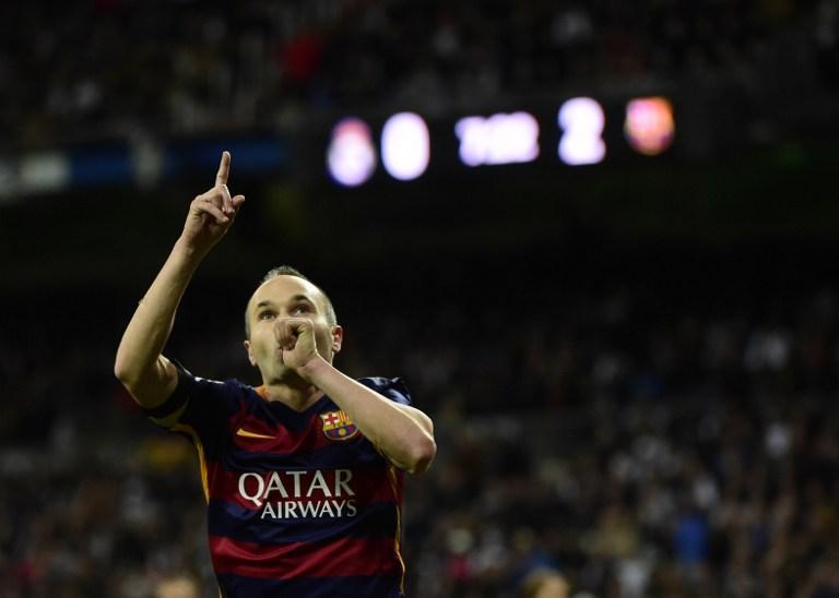 No será nada igual sin Don Andrés Iniesta.