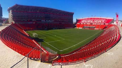 Estadio caliente de los Xolos de Tijuana