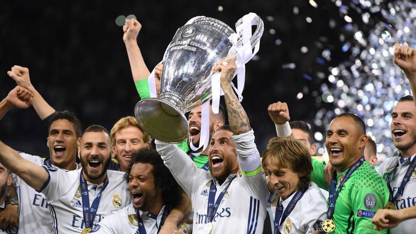 Real Madrid tiene más yaytsa que el Real Madridd