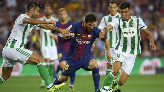 Betis vs Barcelona