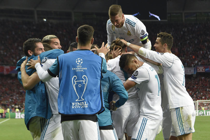 ¡Real Madrid campeón de Europa!