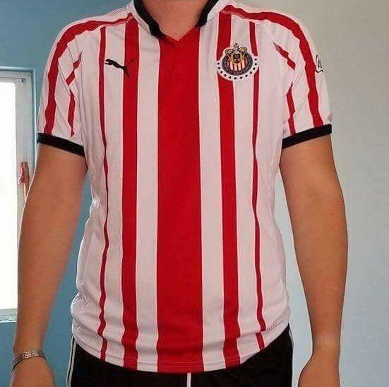 Nueva playera de Chivas 2018-2019