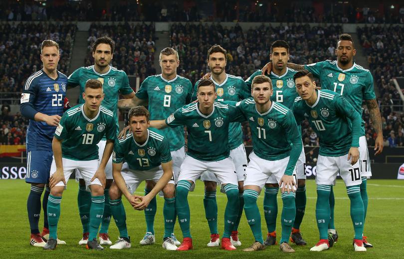 Selección Alemana