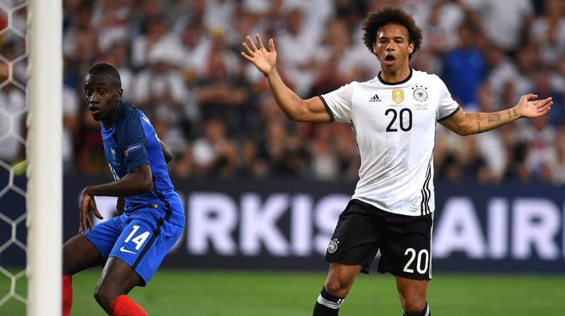 Campeón con el Manchester City, Sane se perderá el mundial