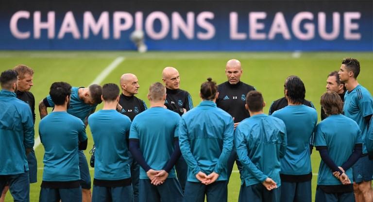 El Real Madrid es el equipo que mas jugadores aporta (15) al mundial por parte de la liga española.