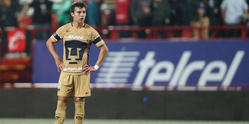 El Cubo solamente no pudo anotar en Liga Mx en su paso por Pumas