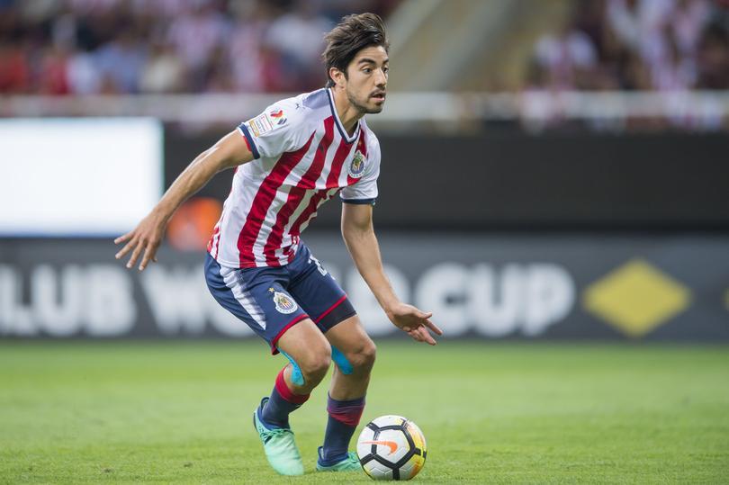 Pizarro es nuevo jugador del Monterrey