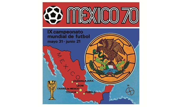 Álbum oficial del Mundial de 1970