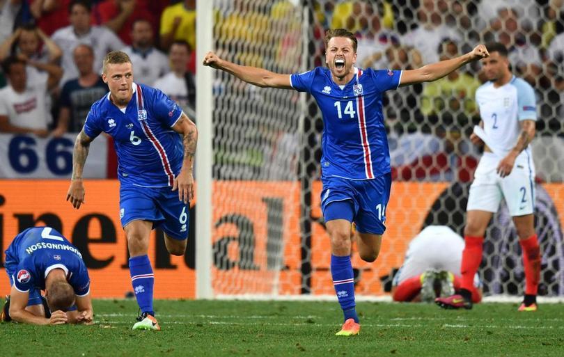 Iceland vs Engalnd