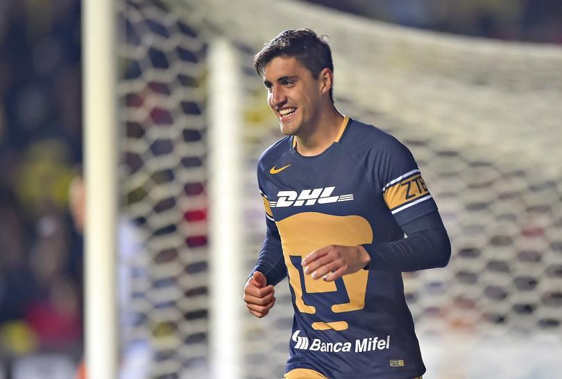 #VanRankin #Chivas #Pumas