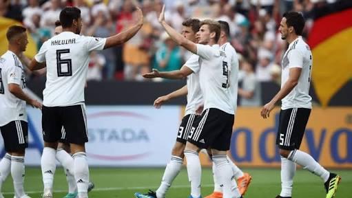 Gol alemán