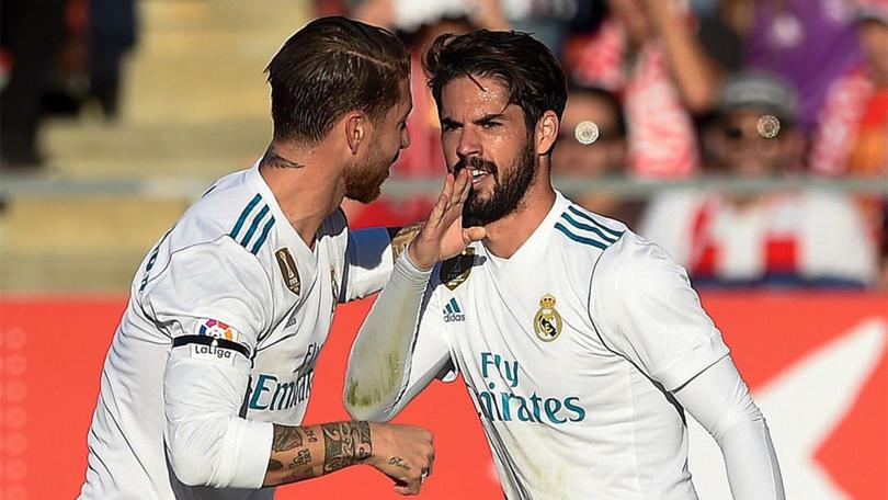 Ramos e Isco