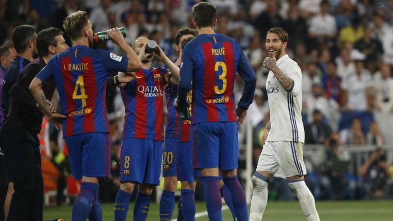 Ramos vs Pique