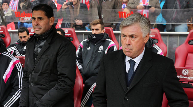 Fue entrenador adjunto en el Real Madrid