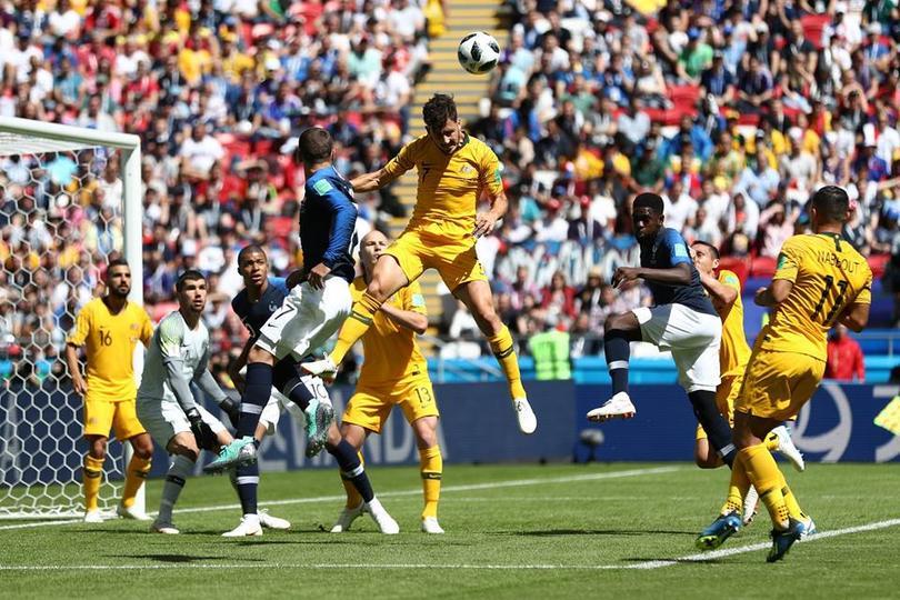 Francia contra Australia