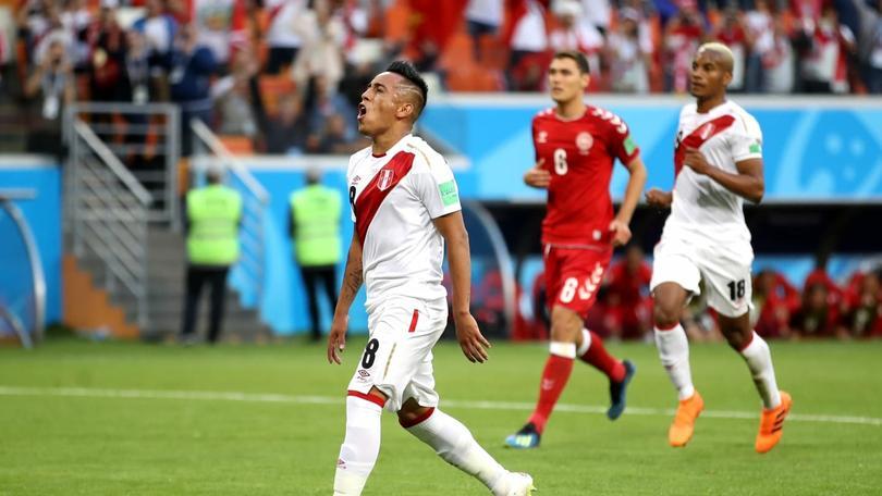 Perú va Dinamarca