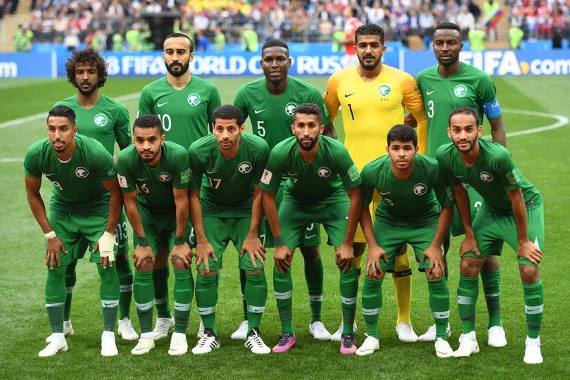 Selección de Arabia