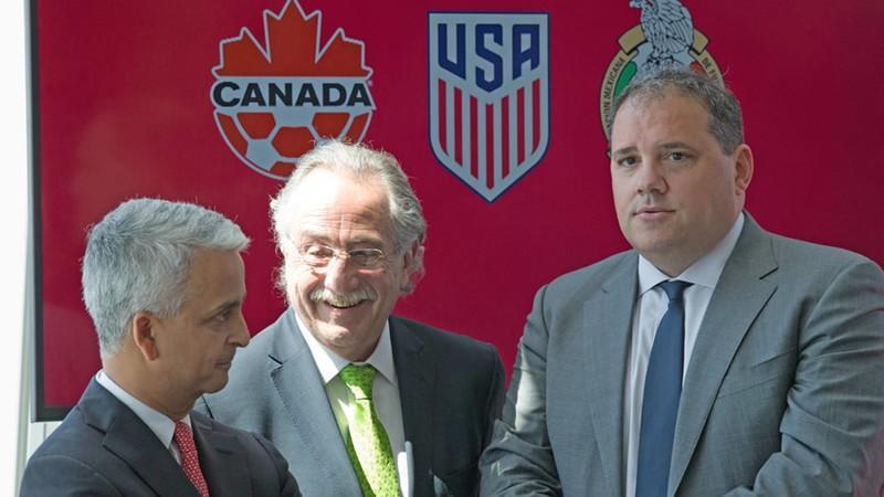 Mundial México-EUA-Canadá