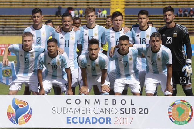 Selección Sub-20 de Argentina
