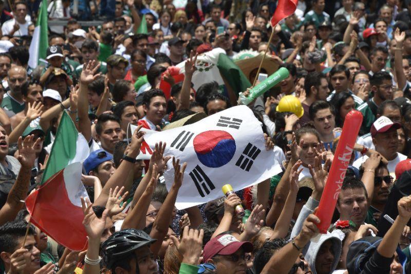 ¡Viva Corea!