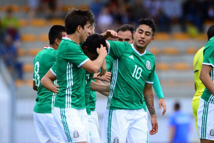 Selección de los centroamericanos