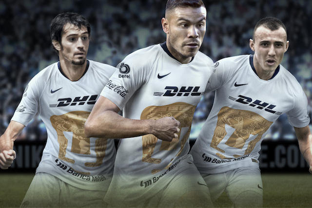 Uniforme Nike de Pumas Apertura 2018