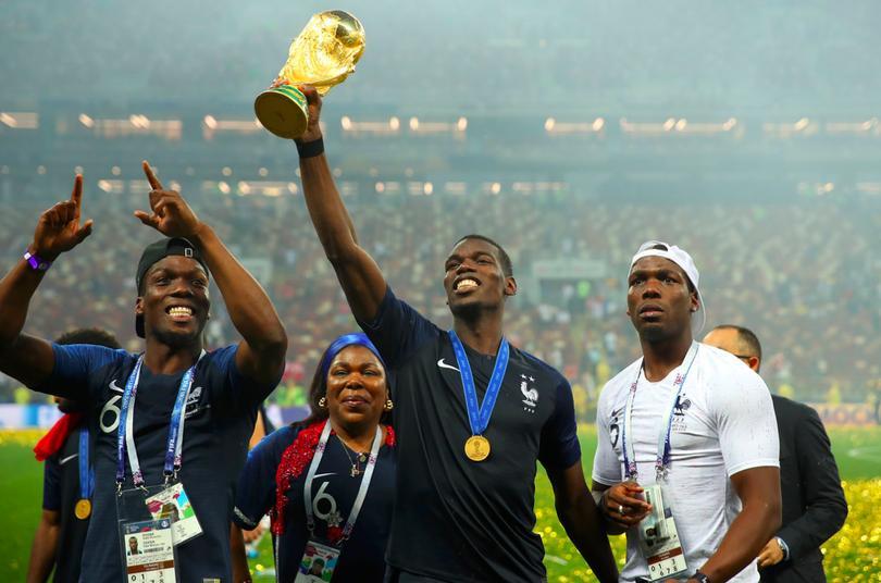 Fue gracias a Zlatan que ganó el Mundial