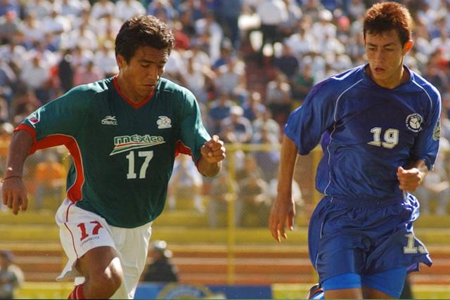 México en la final de los Centroamericanos 2002