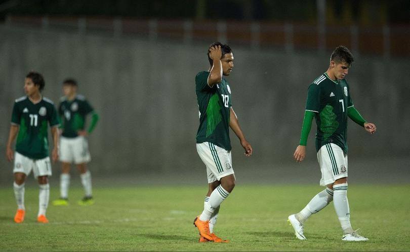 México eliminado