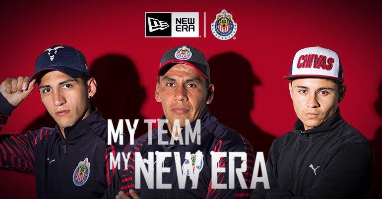 b1498f34af32b ¡New Era presentó gorras exclusivas para los Chivahermanos!