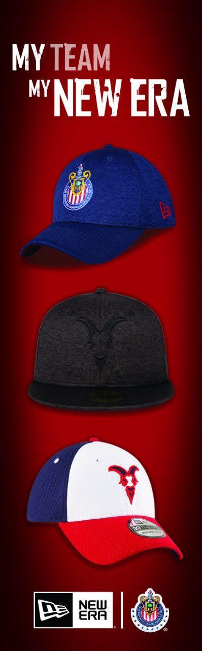 46b16bbca5a0f New Era presentó gorras exclusivas para los Chivahermanos!