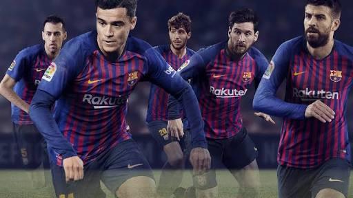 La campaña publicitaria de Nike con el Barcelona