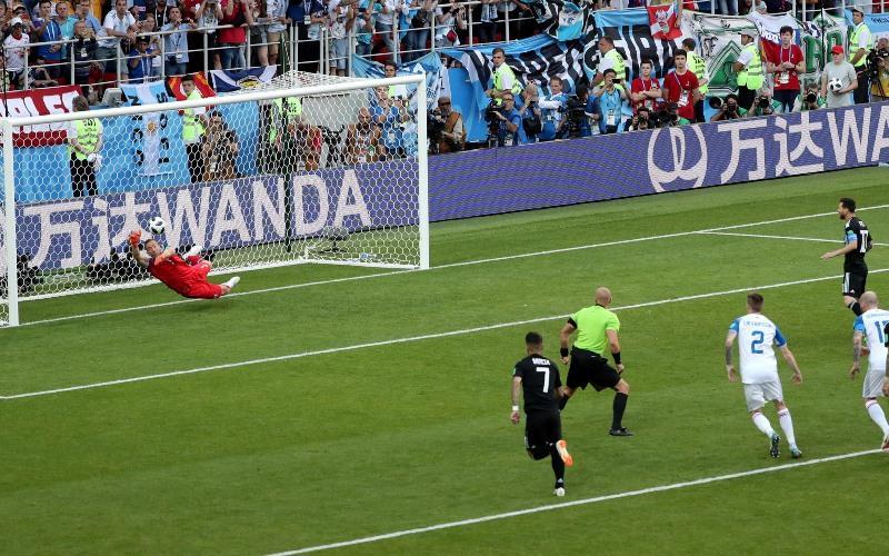 Islandia vs Argentina
