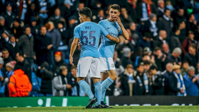 Phil Foden (18) y Brahim Díaz (19) son los jugadores más jóvenes en la plantilla del Manchester City,