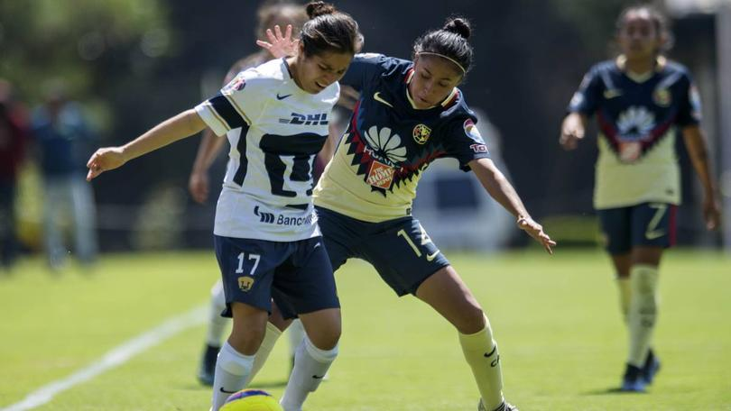 América vs Pumas femenil