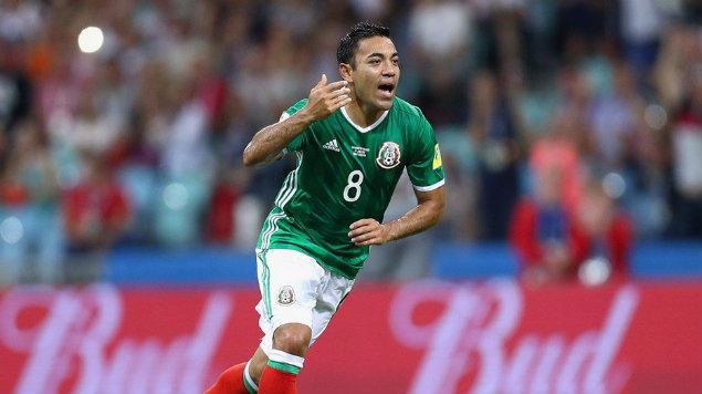 d33dd7964 Marco Fabián regresaría a Cruz Azul